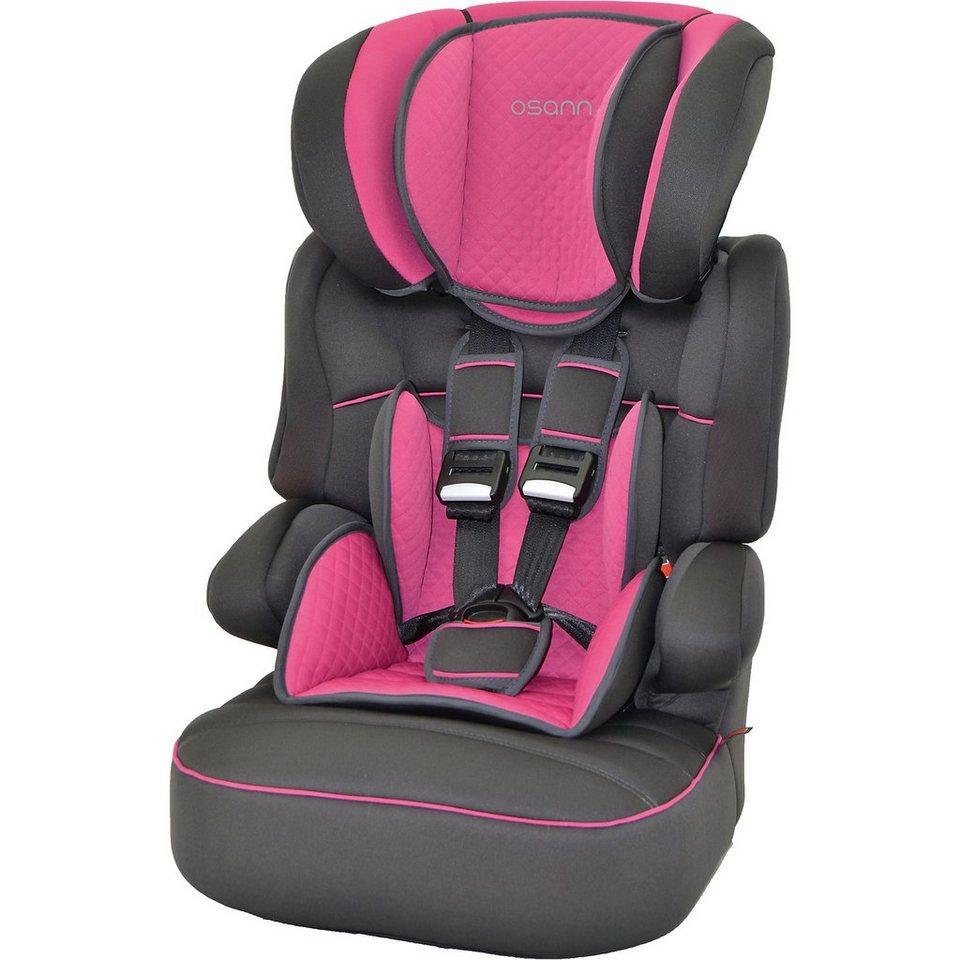 Osann Auto-Kindersitz Colorado, Quilt Framboise, 2017 in pink