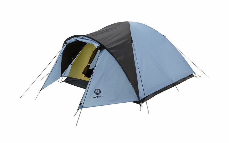 Grand Canyon Zelt »Topeka 3 Tent« in blau