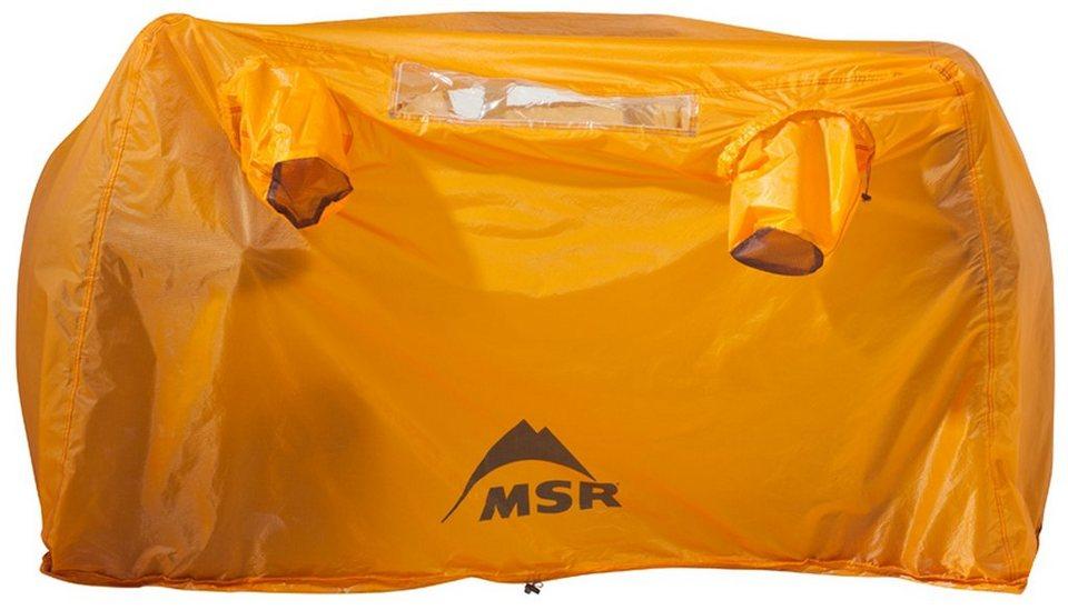 MSR Zeltzubehör »Munro Bothy 4 Tent« in orange