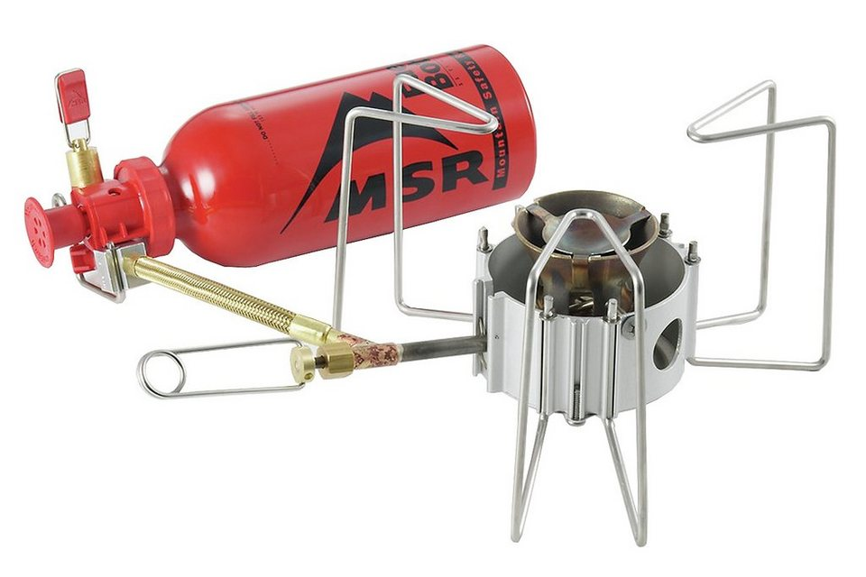 MSR Camping-Kocher »DragonFly Combo Stove« in grau