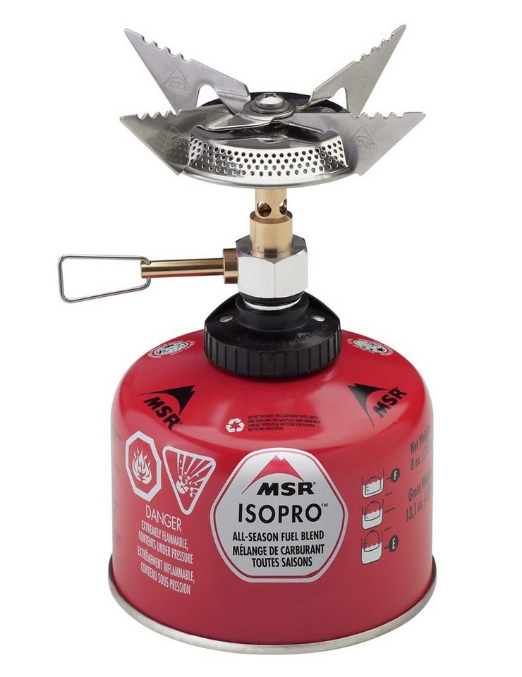 MSR Camping-Kocher »SuperFly Stove« in rot