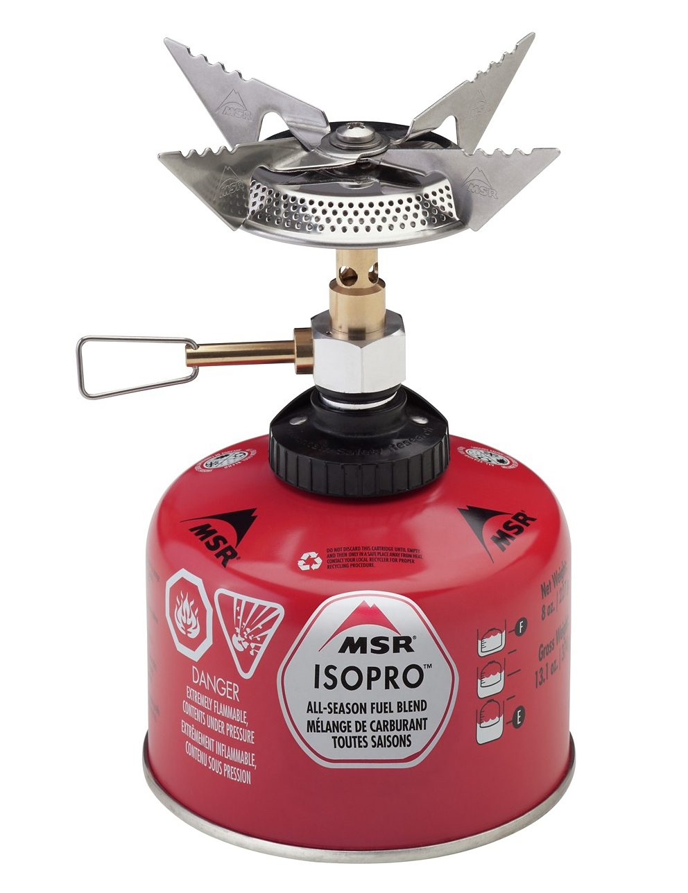 MSR Camping-Kocher »SuperFly Stove«