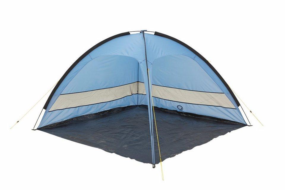 Grand Canyon Zelt »Tamper Beach-Tent« in blau
