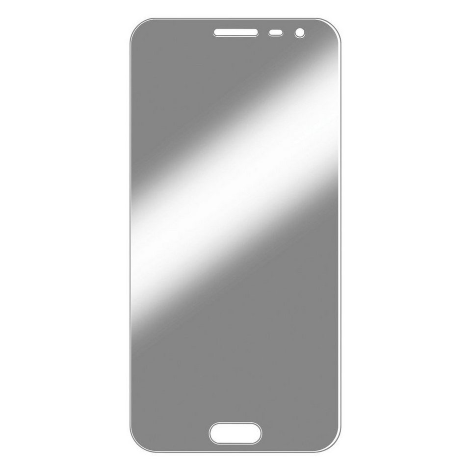 Hama Display-Schutzfolie Crystal Clear für Samsung Galaxy J3 (2016) in Transparent