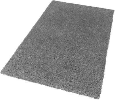 Hochflor-Teppich »New Feeling«, SCHÖNER WOHNEN-Kollektion, rechteckig, Höhe 40 mm, Wunschmaß, weiche Microfaser, Wohnzimmer