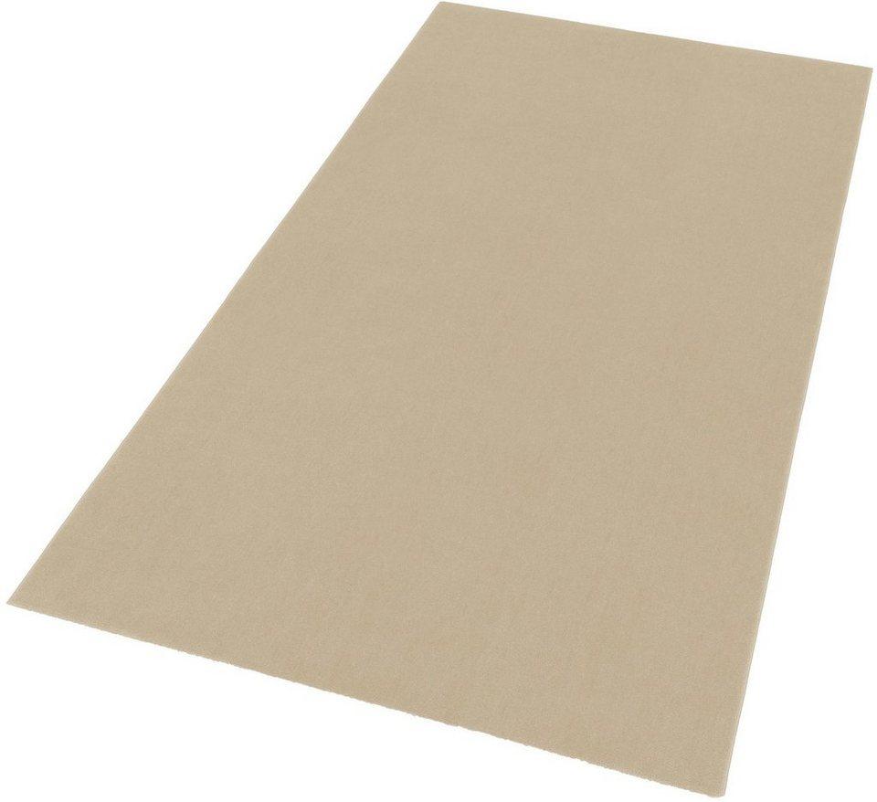 Teppich, Astra, »Pisa«, gewebt, Wunschmaß in beige