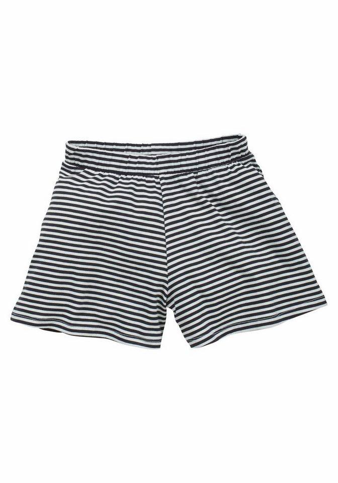 kidsworld Shorts, für Mädchen in Gestreift