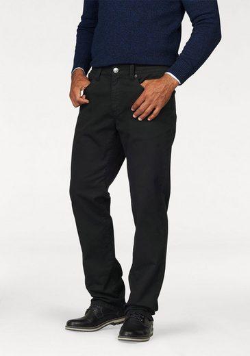 Man's World Dehnbund-Hose Stretch - bequem mit seitlichem Gummizug