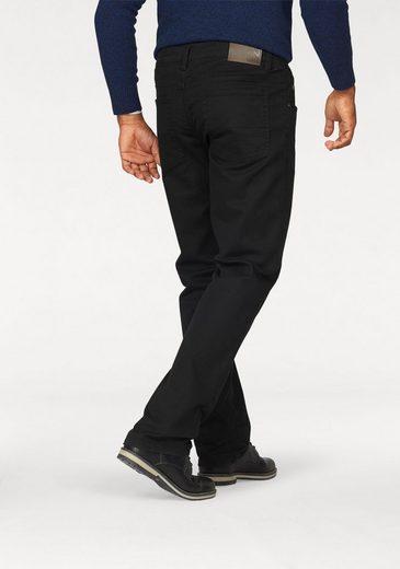 Man's World Stretch-Hose, mit seitlichem Dehnbund
