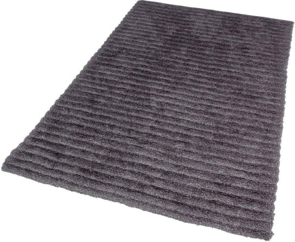 Teppich, Astra, »Mailand«, getuftet, Wunschmaß in grau