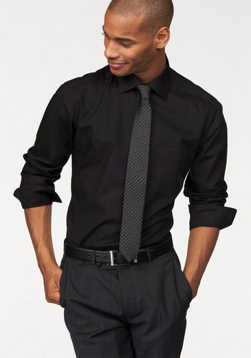 Olymp Business Shirt Luxor Modern Fit, With Extra Long Sleeves