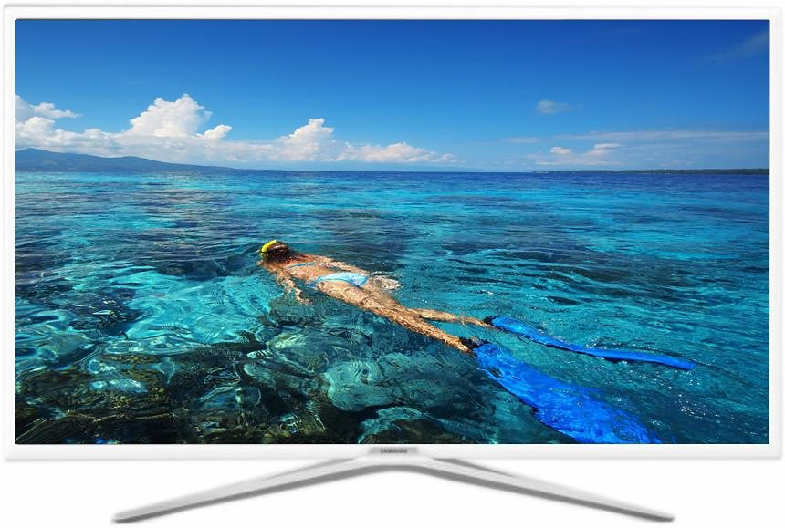Samsung UE55K5589SUXZG, LED Fernseher, 138 cm (55 Zoll), 1080p (Full HD), Smart-TV