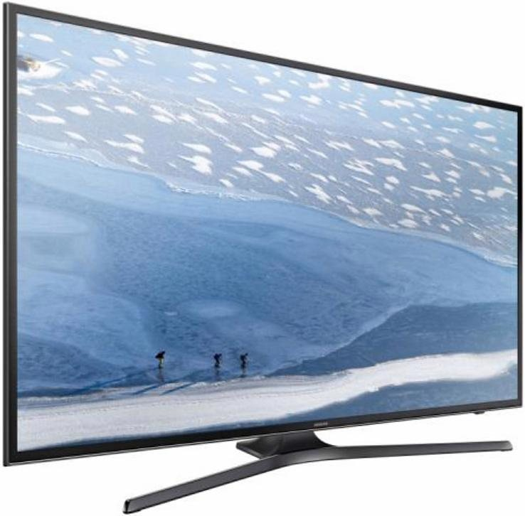 samsung ue60ku6079uxzg led fernseher 152 cm 60 zoll 2160p 4k ultra hd smart tv online. Black Bedroom Furniture Sets. Home Design Ideas