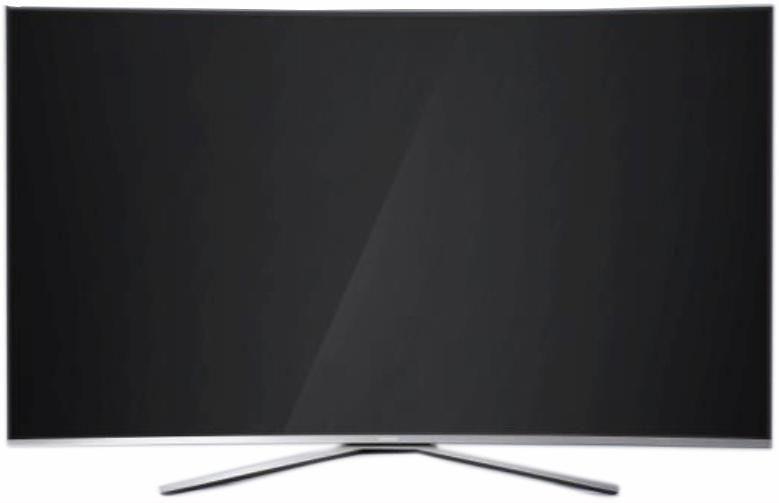 Samsung UE49KU6509UXZG, Curved-LED-Fernseher, 123 cm (49 Zoll), 2160p (4K Ultra HD), Smart-TV