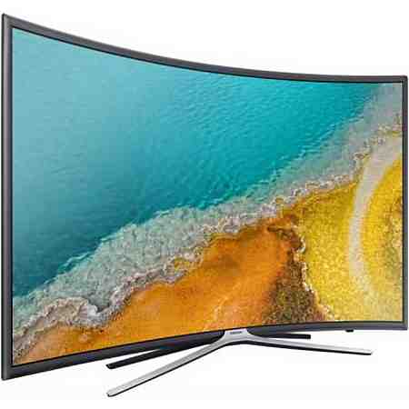 Samsung UE55K6379SUXZG, Curved-LED-Fernseher, 138 cm (55 Zoll), 1080p (Full HD), Smart-TV