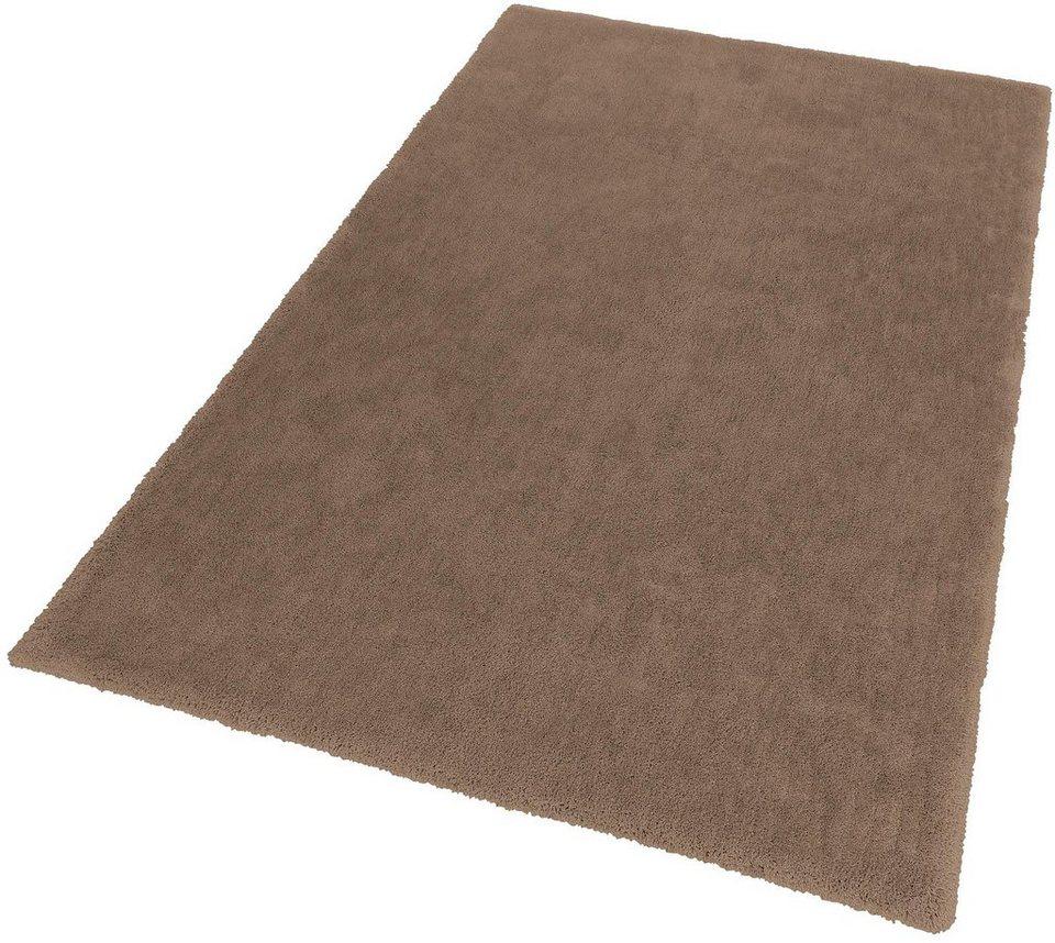 hochflor teppich vitality sch ner wohnen kollektion rechteckig h he 30 mm online kaufen otto. Black Bedroom Furniture Sets. Home Design Ideas