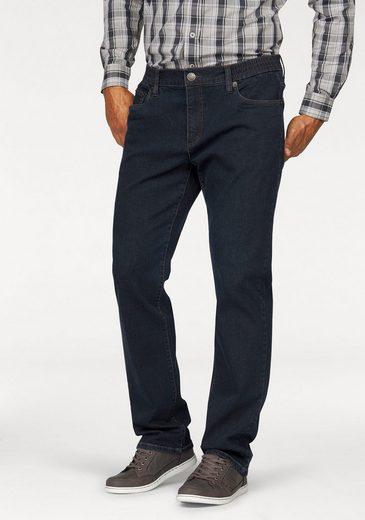 Man's World Stretch-Jeans mit seitlichem Dehnbund