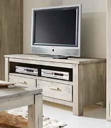 Premium collection by Home affaire TV-Lowboard »Lucca«, Breite 146 cm in tundra