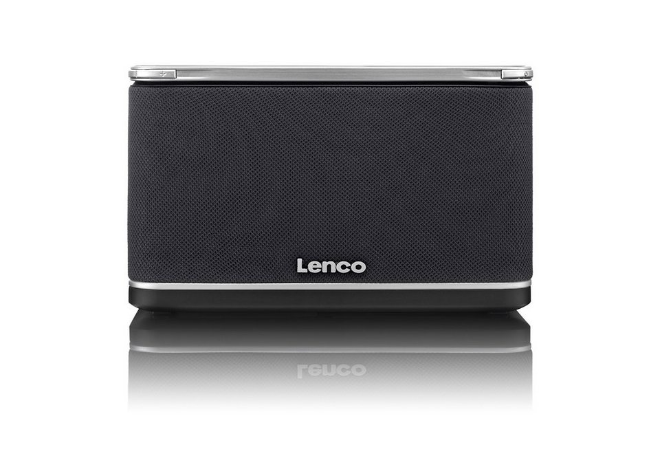 Lenco Multiroom HIFI-System »Playlink-4« in schwarz