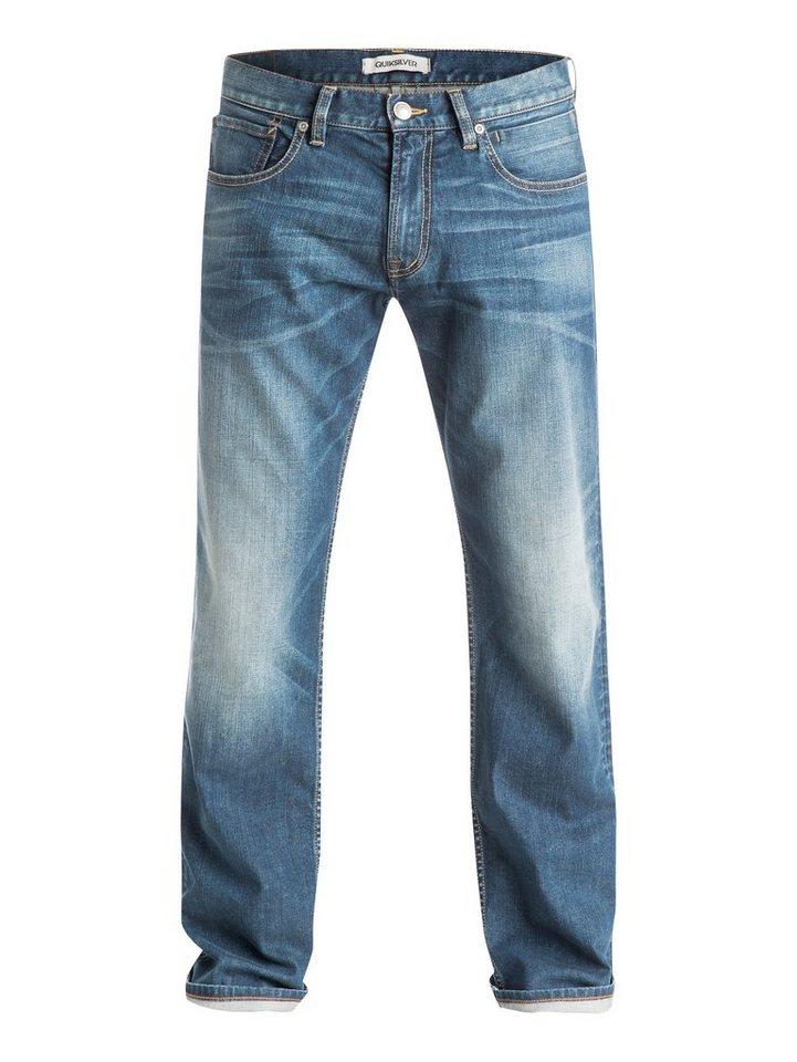 Quiksilver jean »Sequel Medium Blue 32« in medium blue