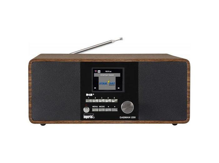 IMPERIAL Hybrid-Stereo-Radio »DABMAN i200«