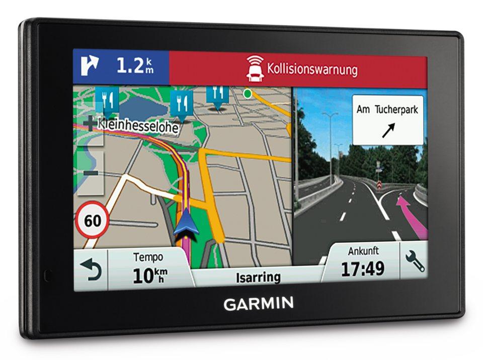 Garmin Navigationsgerät »DRIVE ASSIST 50 LMT-D EU« in Schwarz