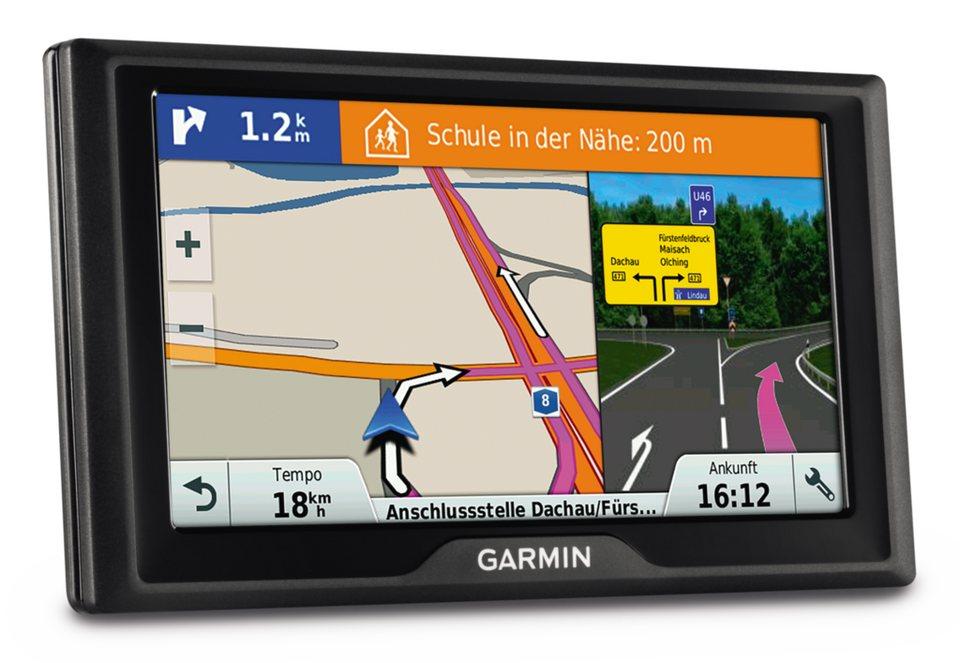 Garmin Navigationsgerät »DRIVE 60 LMT EU« in Schwarz