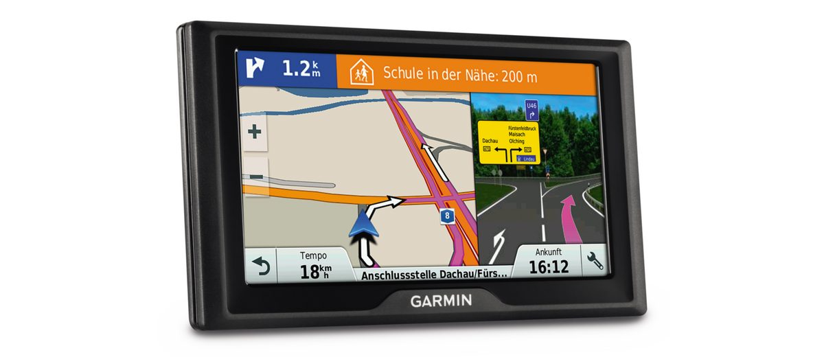Garmin Navigationsgerät »DRIVE 60 LMT CE«