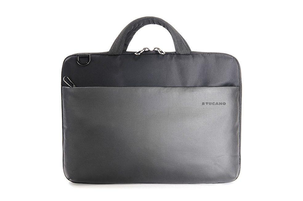 Tucano Hartschalentasche für MacBook 12 / 13 Zoll, »Dark«