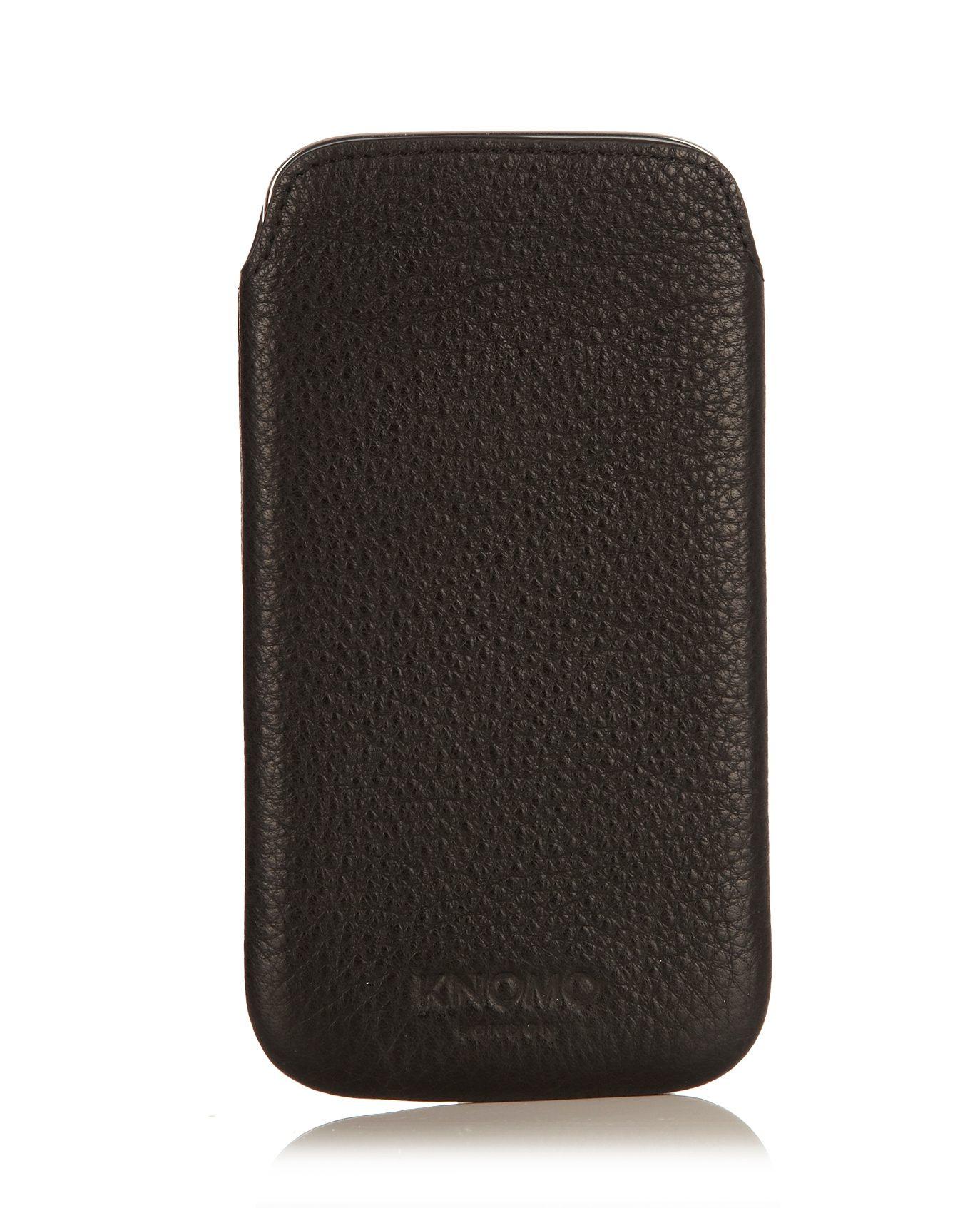 Knomo Smartphonehülle für das Samsung Galaxy S4 »Leather Slim«