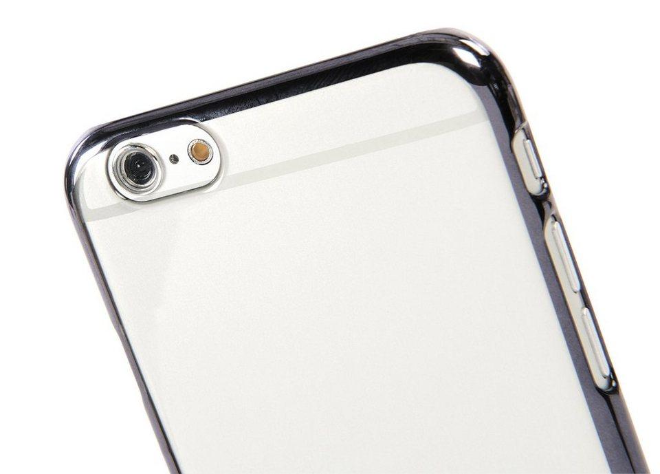 Tucano Hartschalen-Clip fuer iPhone 6, 6S »Elektro« in Schwarz