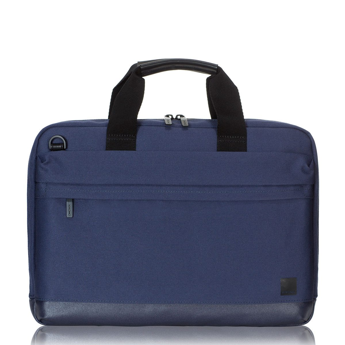 Knomo Laptoptasche aus Canvas für MacBook, Pro 12, 13 Zoll »Shoreditch Turin«