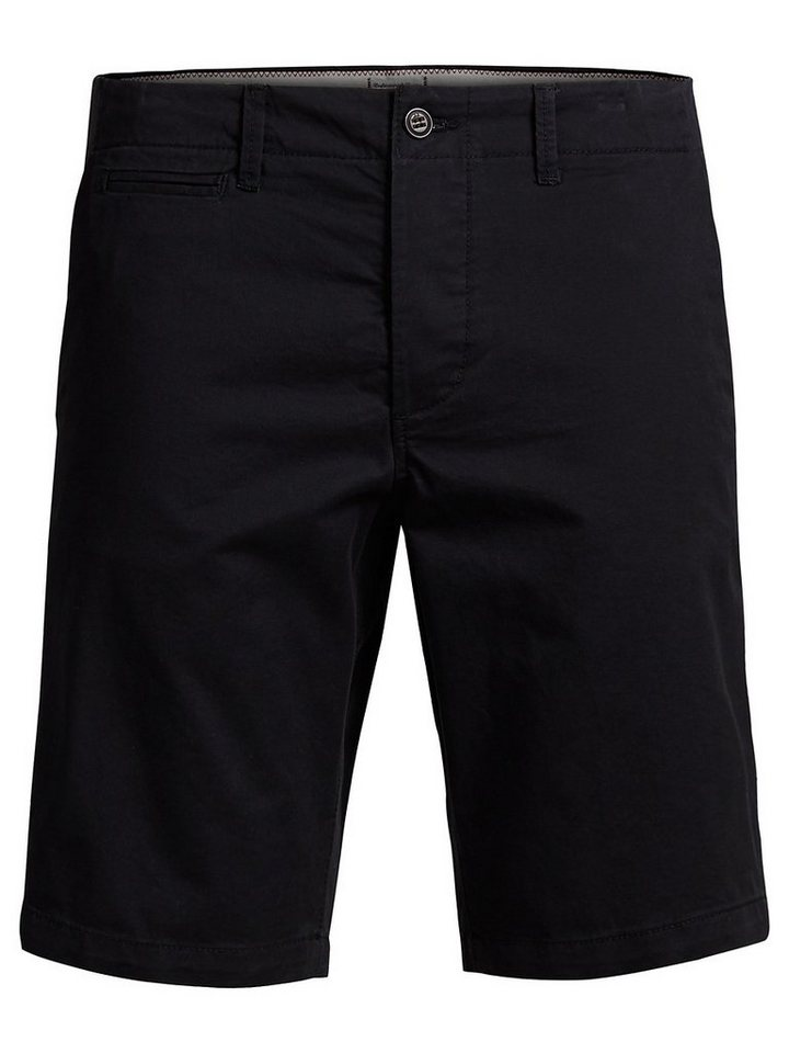 Jack & Jones Graham AKM 202 Chinoshorts in Black