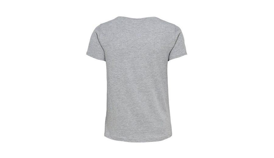 Only Bedrucktes T-Shirt Online-Shopping Günstigen Preis In Deutschland Outlet Beste Geschäft Zu Bekommen Viele Arten Von Online-Verkauf LzAEqx