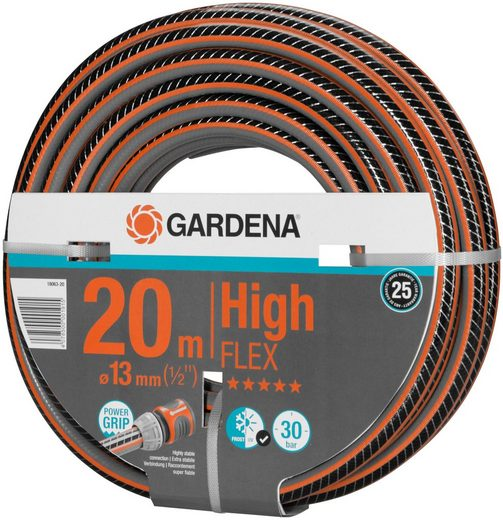 "GARDENA Gartenschlauch »Comfort HighFLEX, 18063-20«, 13 mm (1/2""), 20 Meter"