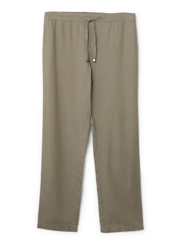 TRIANGLE Leichte Jogging Pants in uniform
