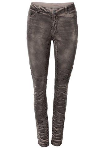CASUAL брюки Calea с Biker-Details