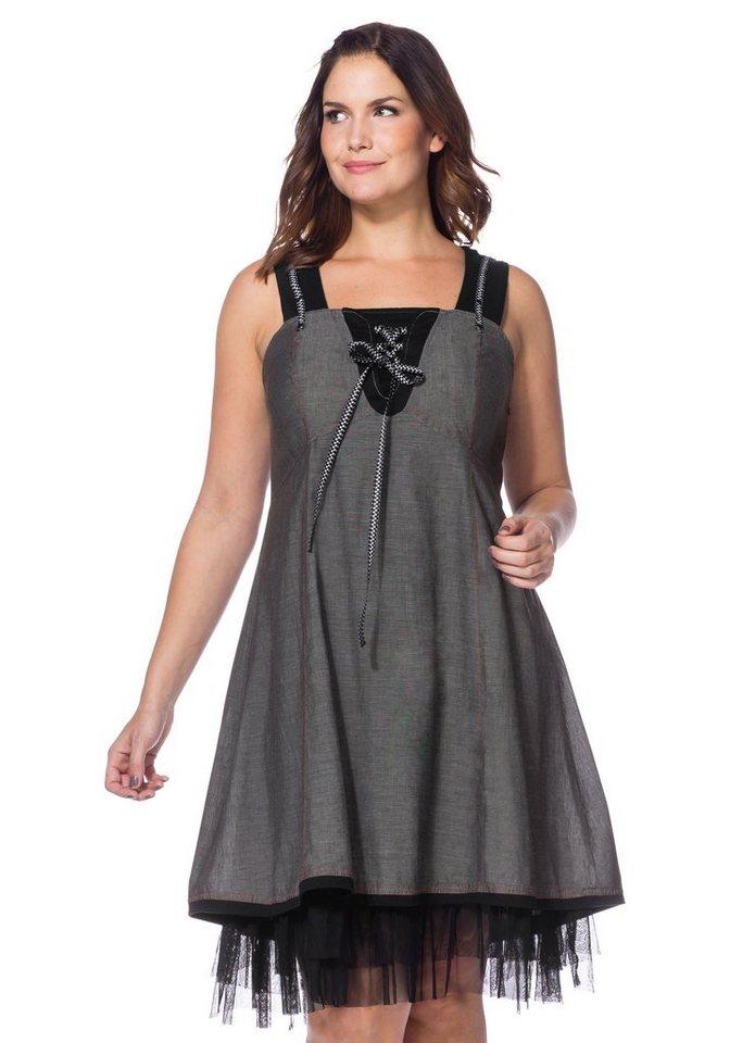 joe browns kleid mit silberfarbenen details kaufen otto. Black Bedroom Furniture Sets. Home Design Ideas