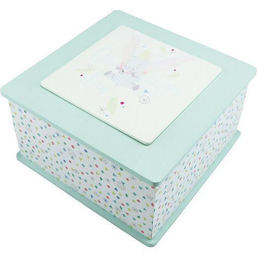 Disney Aufbewahrungsbox »Dumbo Ablage Box, blau«