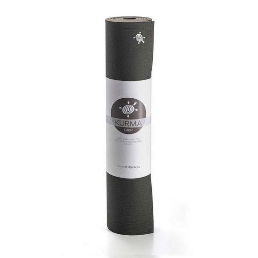 yogabox Yogamatte »KURMA BLACK CORE«