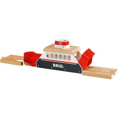 BRIO® Spielzeug-Eisenbahn »Light&Sound Fähre«