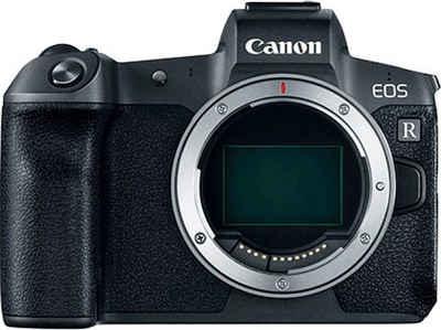 Canon »EOS R Gehäuse + RF 24-105mm f/4-7.1 IS STM« Systemkamera (RF 24-105mm f/4-7.1 IS STM, 30,3 MP, WLAN (WiFi)
