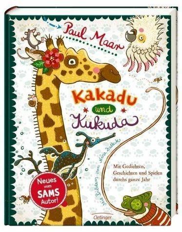 Gebundenes Buch »Kakadu und Kukuda«
