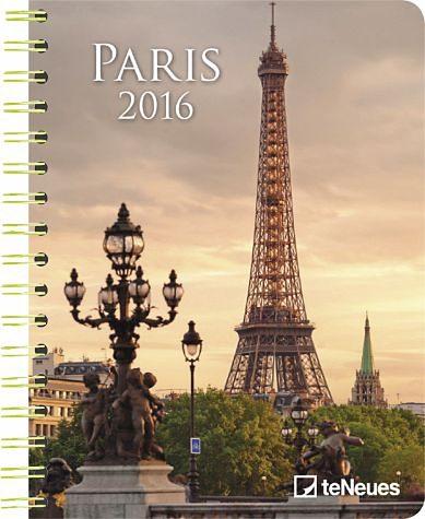 Kalender »Paris 2016«