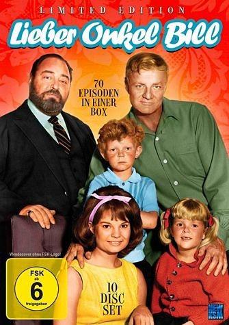 DVD »Lieber Onkel Bill Limited Edition«