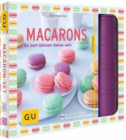 Broschiertes Buch »Macaron-Set«