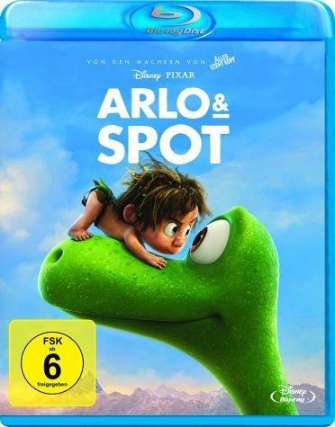 Blu-ray »Arlo & Spot«