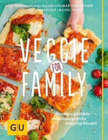 Gebundenes Buch »Veggie for Family«