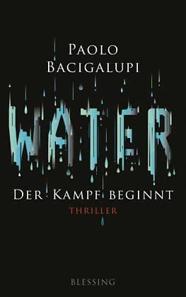 Gebundenes Buch »Water - Der Kampf beginnt«