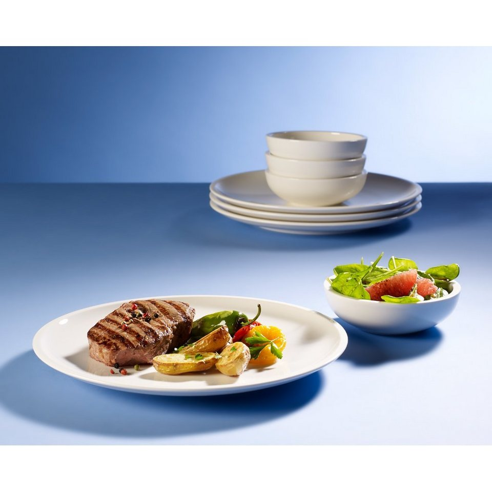 VILLEROY & BOCH BBQ-Set 8tlg. »Artesano Original« in Weiss